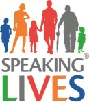 SpeakingLives logo